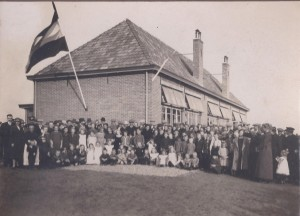 Opening van Groot Dochterense school